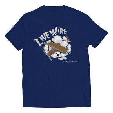 J. Stalin - Airplane T-Shirt (Navy)