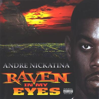 Andre Nickatina - Raven In My Eyes CD