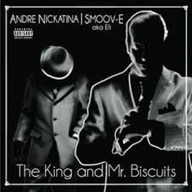 Andre Nickatina & Smoov-E - The King & Mr. Biscuits CD