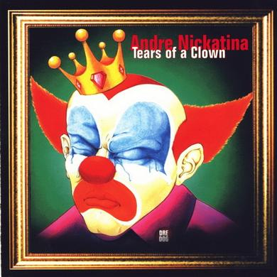Andre Nickatina - Tears Of A Clown CD