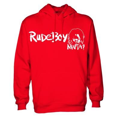 Rudeboy Mafia Hoodie - Red