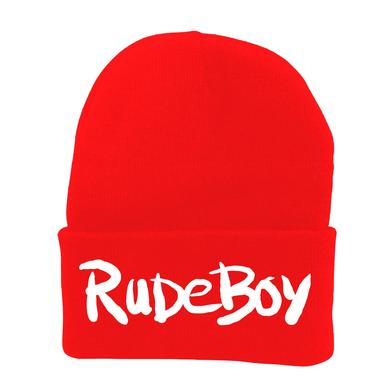 Rudeboy Mafia Rudeboy Beanie - Red