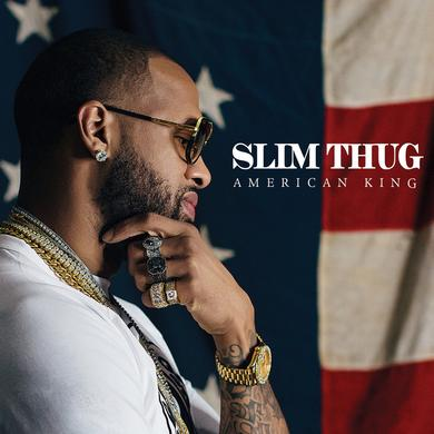 Slim Thug - Hogg Life, Vol. 4: American King CD + DVD