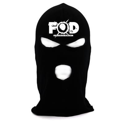 Philthy Rich - FOD Black / White Ski Mask