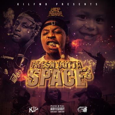 Nef The Pharaoh - Fresh Outta Space 3 CD
