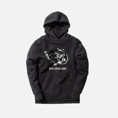 Young Dolph - Rich Crack Baby Hoodie Black
