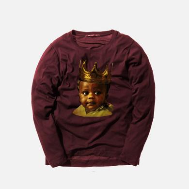 Young Dolph - King of Memphis Crewneck - Maroon