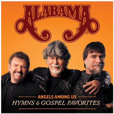 Alabama CD- Angels Among Us