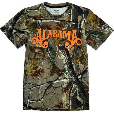 Alabama Camo Tee