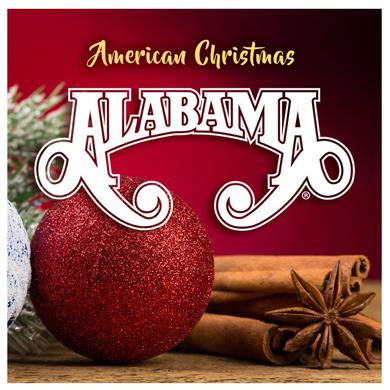 Alabama PRESALE CD- American Christmas