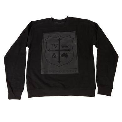 for KING & COUNTRY BLACK PULLOVER