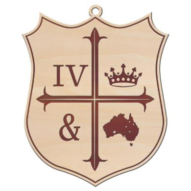 for KING & COUNTRY 2017 Christmas Ornament