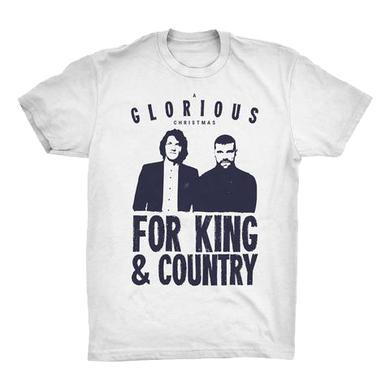 for KING & COUNTRY Glorious Tour 2017 T-Shirt