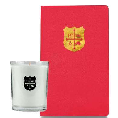 for KING & COUNTRY Journal and Candle Bundle