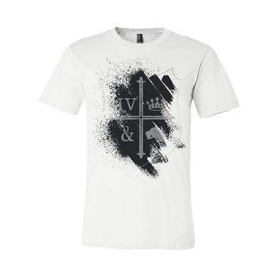 for KING & COUNTRY Chalk Shield T-Shirt
