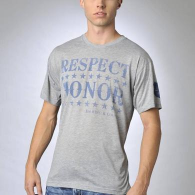 for KING & COUNTRY RESPECT & HONOR T-SHIRT