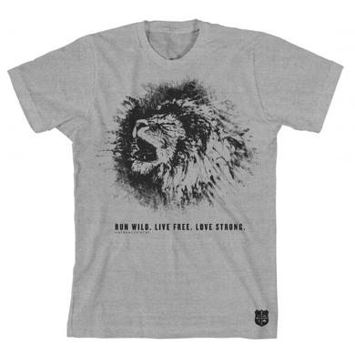 for KING & COUNTRY LION T-SHIRT