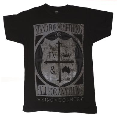 for KING & COUNTRY Fall For Anything Tee