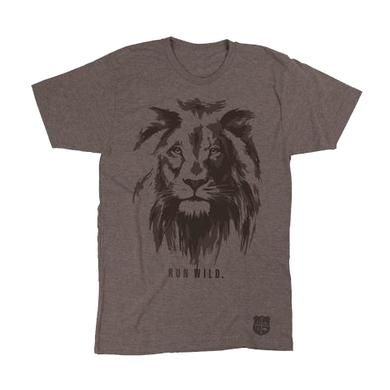 for KING & COUNTRY Run Wild Lion Tee