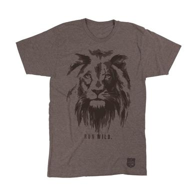 for KING & COUNTRY New - Run Wild Lion Tee