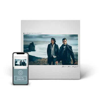for KING & COUNTRY Burn The Ships - Vinyl Preorder