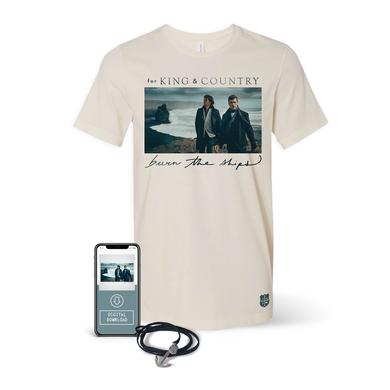 for KING & COUNTRY Burn The Ships Collection Preorder