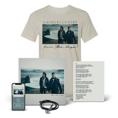 for KING & COUNTRY Burn The Ships Ultimate Collection Preorder