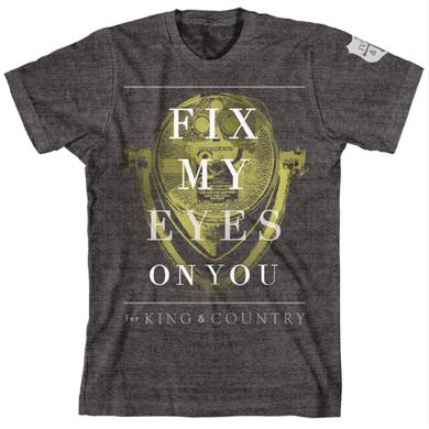 for KING & COUNTRY Fix My Eyes T-SHIRT