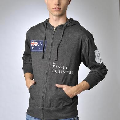for KING & COUNTRY Flag Hoodie