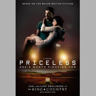 """for KING & COUNTRY """"Priceless"""" The Book"""