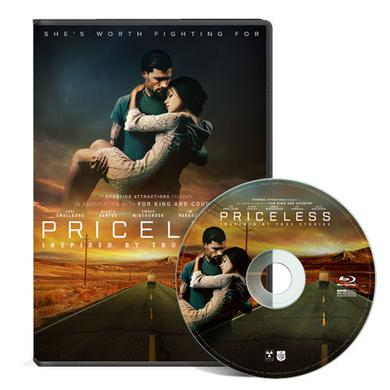 for KING & COUNTRY Priceless The Movie DVD