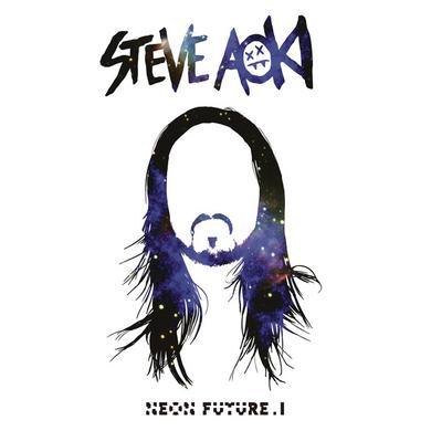 Steve Aoki NEON FUTURE I Vinyl Record