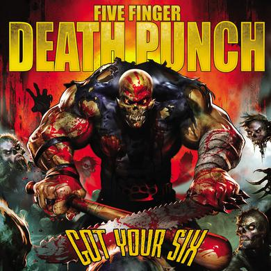 Five Finger Death Punch GOT YOUR SIX (TWEC) Vinyl Record