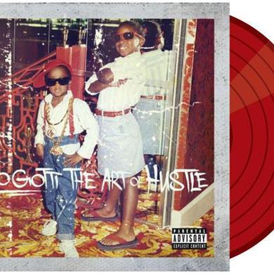 Yo Gotti ART OF THE HUSTLE (EXCLUSIVE RED VINYL)