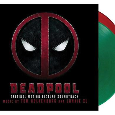 Tom Aka Junkie Xl Holkenborg Deadpool [Exclusive 2 LP Color Variant - 1 Opaque Red & 1 Opaque Green] (Vinyl)