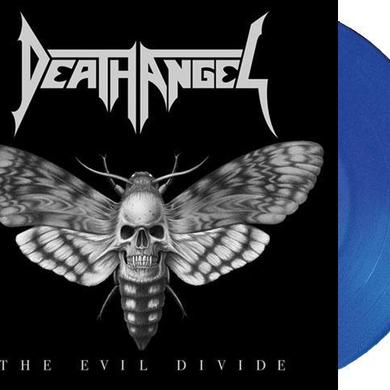 Death Angel EVIL DIVIDE [EXCLUSIVE BLUE COLOR VINYL]