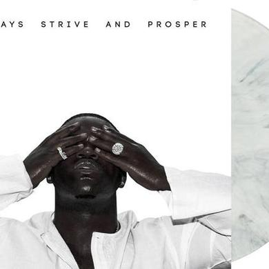 A$AP Rocky Always Strive and Prosper [Exclusive Black & White Marble Vinyl]