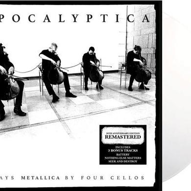 Apocalyptica Plays Metallica [Exclusive White Vinyl]