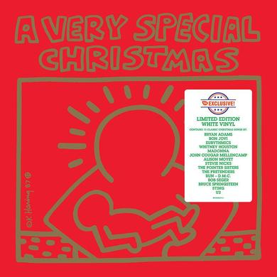 VERY SPECIAL CHRISTMAS / VARIOUS A Very Special Christmas Vol 1 [Exclusive White Vinyl]