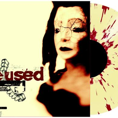 The Used [Cream with Maroon Splatter Vinyl]
