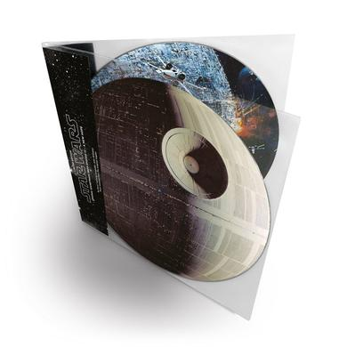 John Williams Star Wars Episode IV - A New Hope [Exclusive Picture Disc] (Vinyl)