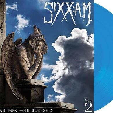 Sixx:A.M. PRAYERS FOR THE BLESSED, VOL. 2 [EXCLUSIVE SKY BLUE VINYL]