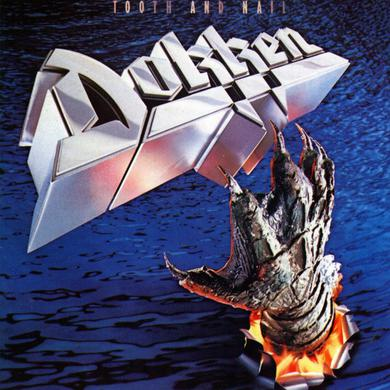 Dokken TOOTH AND NAIL Vinyl Record