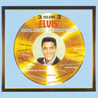 ELVIS GOLDEN RECORDS VOL 1 Vinyl Record