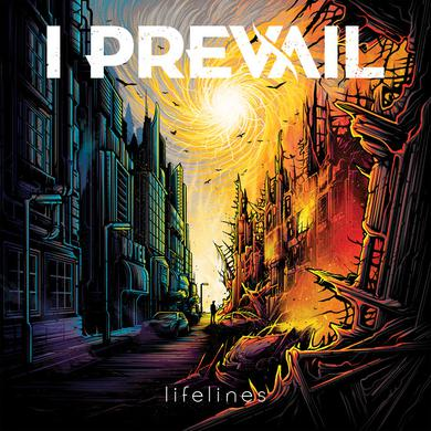 I Prevail LIFELINES Vinyl Record
