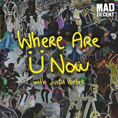 Jack Ü 'WHERE ARE Ü NOW (featuring Justin Bieber)' Vinyl