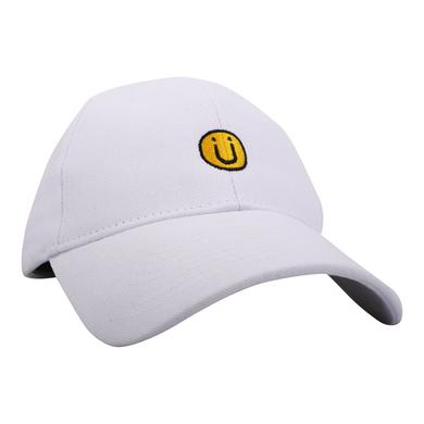 Jack Ü JackÜ White Dad Hat
