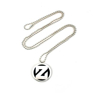 ZEDD 'Circle Z' Necklace
