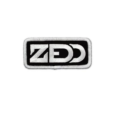 ZEDD 'Text Logo' Patch