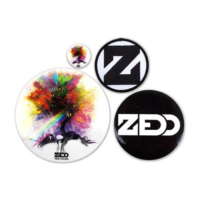 ZEDD 'True Colors' Fan pack